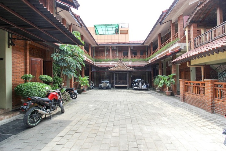 RedDoorz near AMIKOM Yogyakarta 2 Yogyakarta - Eksterior