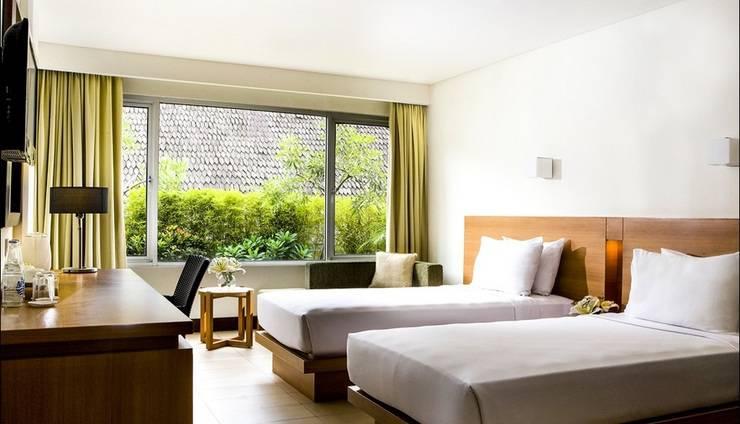 Hotel Santika Bandung - Deluxe Twin