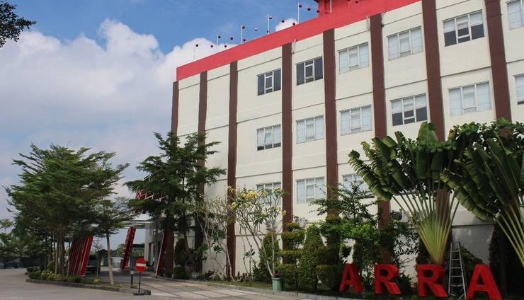 Alamat Review Hotel Arra Amandaru Cepu - Cepu