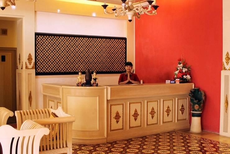Ameera Boutique Hotel Yogyakarta - Resepsionis