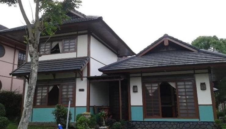 Villa Kota Bunga Andri Type Sakura Cianjur - Exterior