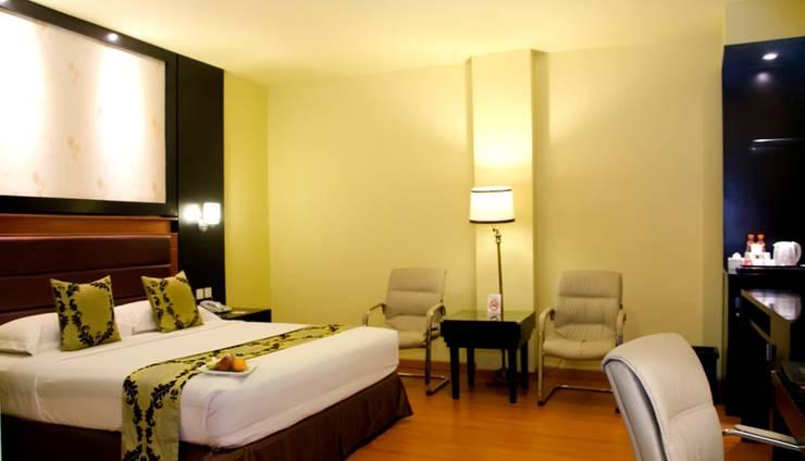Garden Permata Hotel Bandung - Deluxe Suite No View King Size