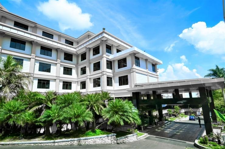 Sari Ater Kamboti Hotel Bandung - Exterior