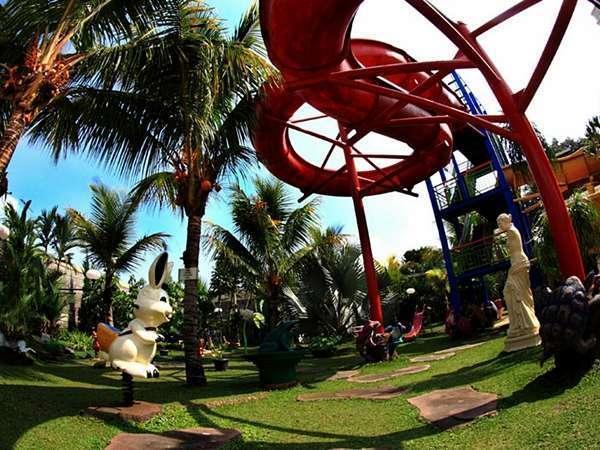 Grand Wahid Hotel Salatiga Salatiga - Taman Bermain Anak