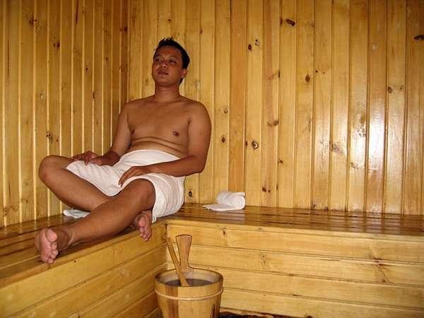 Grand Wahid Hotel Salatiga Salatiga - Sauna