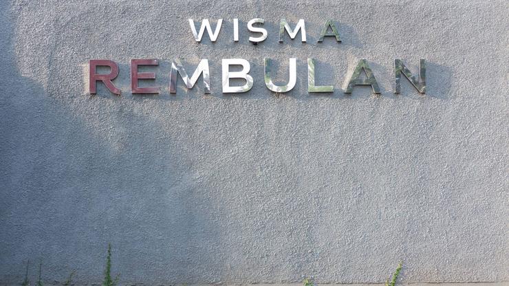 Wisma Rembulan Jakarta - signage