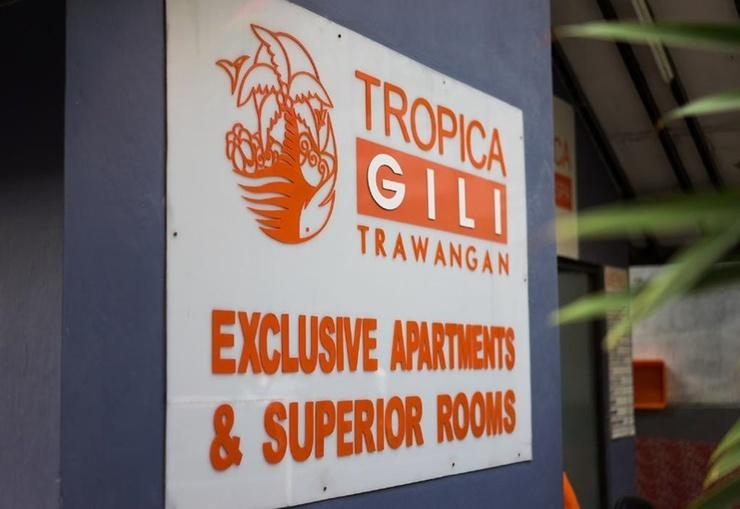 Tropica Gili Total Body Fit Lombok - Interior
