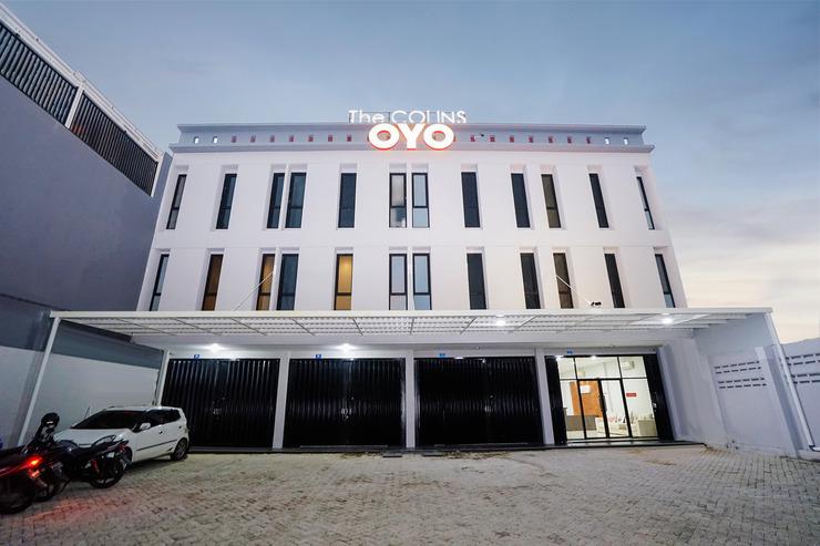 OYO 449 The Colins Surabaya - Facade