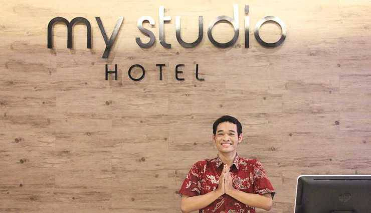 My Studio Hotel Juanda Airport Surabaya Surabaya - Reception