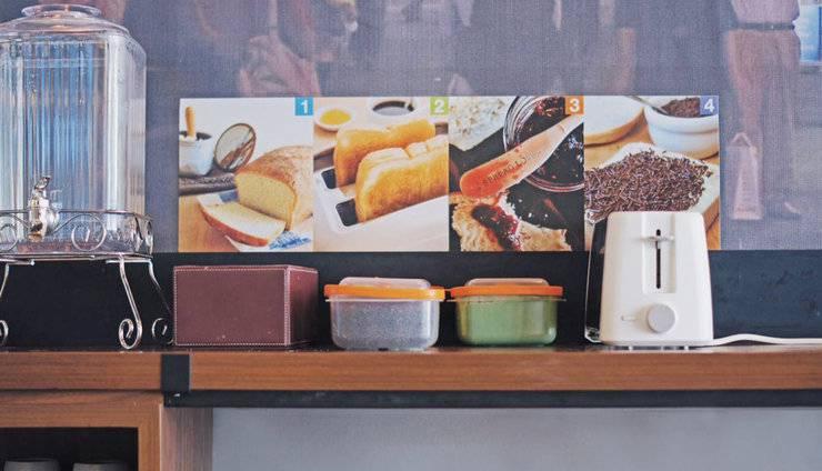 My Studio Hotel Juanda Airport Surabaya Surabaya - Breakfast