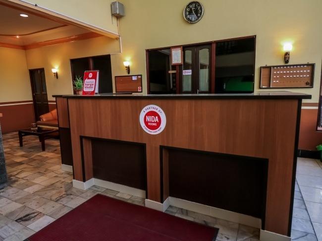 NIDA Rooms Maygen Taman Siring Banjarmasin - Resepsionis