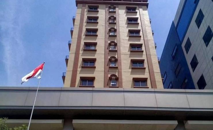 Hotel Alia Matraman Jakarta - Eksterior