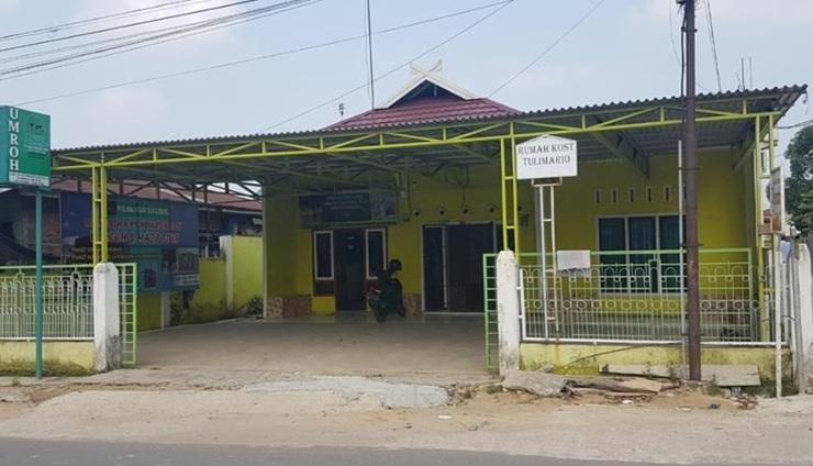 Rumah Kost Tulimario Jambi - Exterior