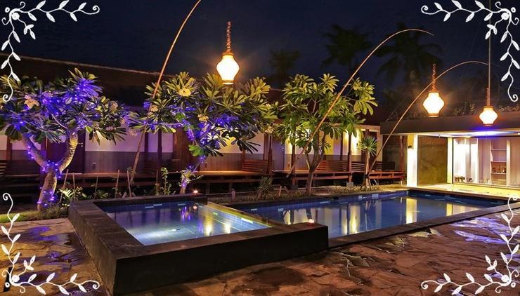 Sari Gili  Bungalow Lombok - Facilities