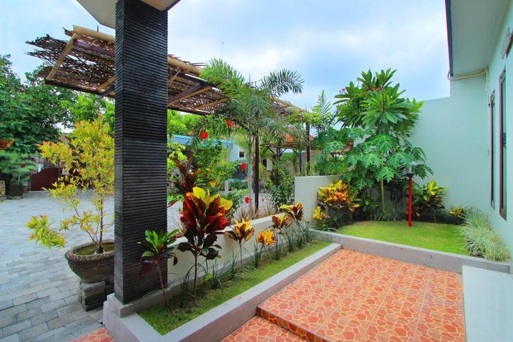 Alamanda Town House by Gamma Hospitality Bali - View