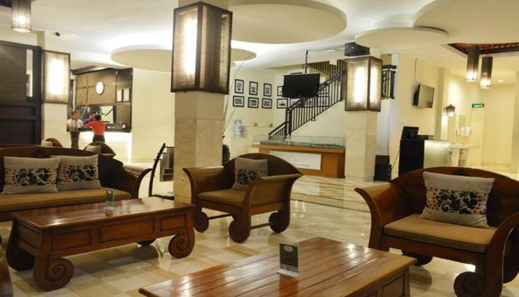 Highland Park Resort Bogor - Lobby Lounge