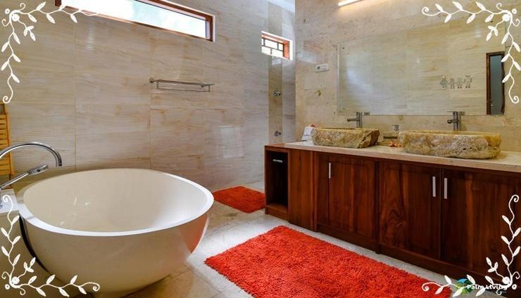Villa Dewata Lovina Bali - Bathroom