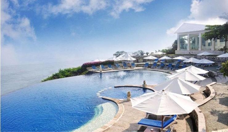 Blue Point Bay Villas & Spa Uluwatu - Pool