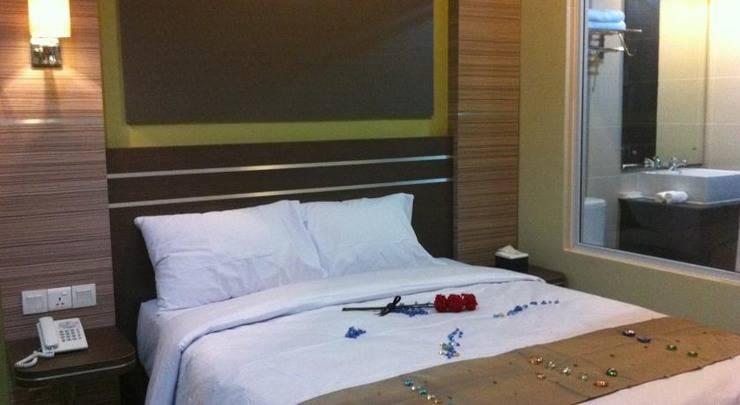 Godes Hotel Batam - Kamar