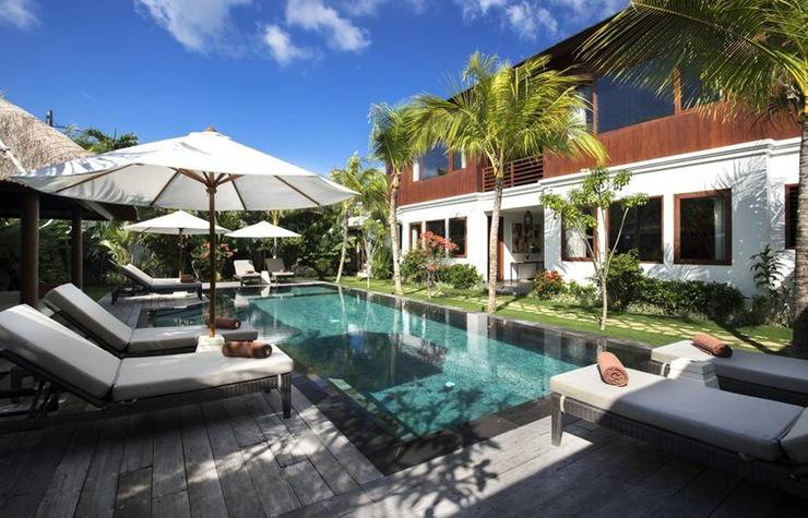 Harga Hotel Villa Tangram (Bali)