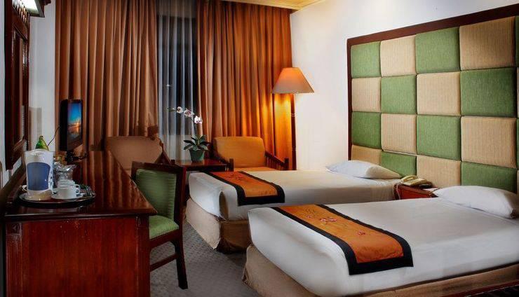 Sanno Hotel Jakarta - Superior Twin