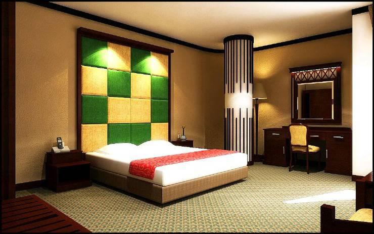 Sanno Hotel Jakarta - Deluxe Room
