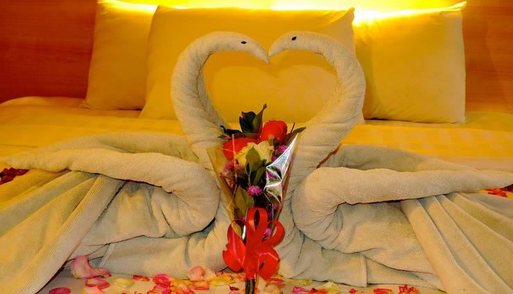 Palloma Hotel Kuta - Honeymoon Setup