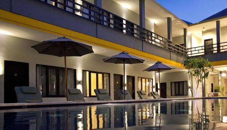 Palloma Hotel Kuta - Pool