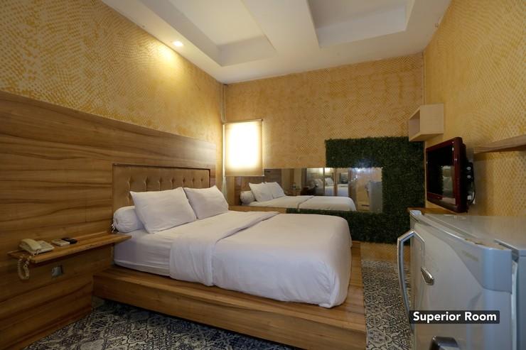 Magnolia Hotel Jakarta - Superior Room