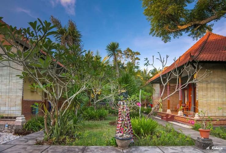 Jero Rawa Homestay Bali - Facade