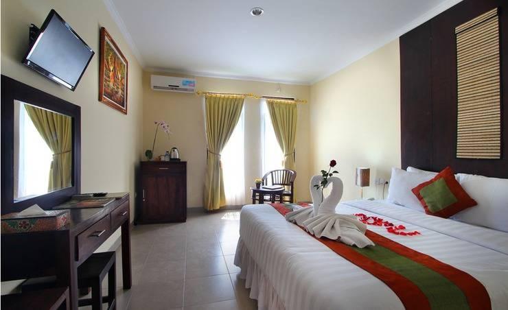 Jimbaran Lestari Hotel   - Deluxe Double