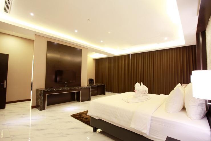 Grand Karlita Hotel Purwokerto Purwokerto - Bedroom President
