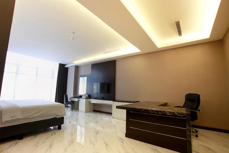 Grand Karlita Hotel Purwokerto Purwokerto - BEDROOM EXECUTIVE SUITE