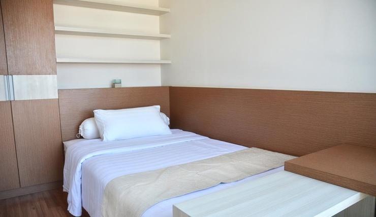 Private Landmark Apartment Bandung - Room