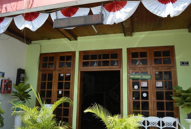 Sartika Hotel Prawirotaman Yogyakarta - Facilities