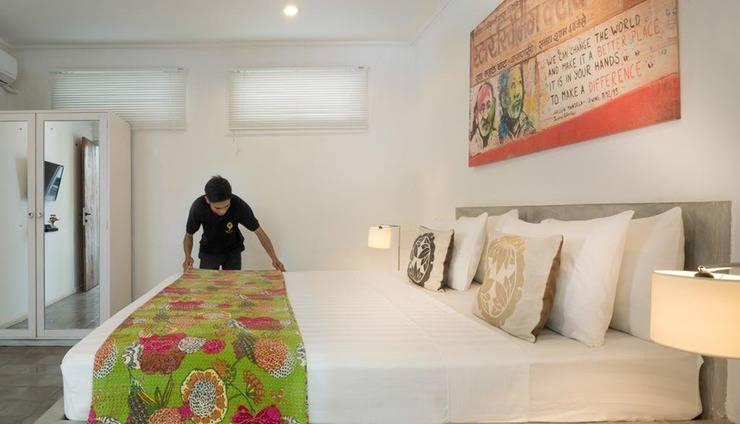Gili Khumba Villas Lombok - Room