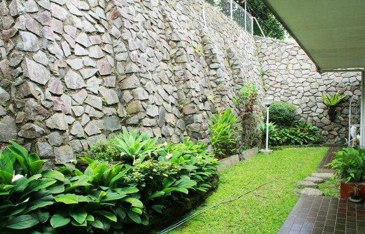 De Dago Pakar Villa Bandung - pemandangan