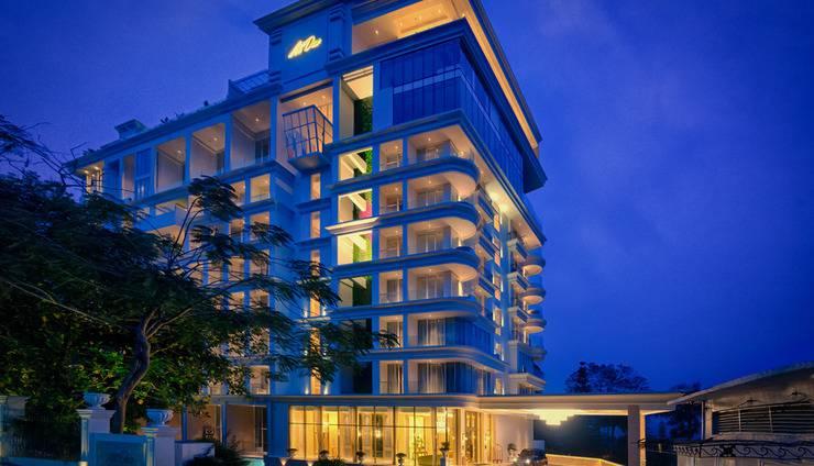 Art Deco Luxury Hotel & Residence Bandung - Building