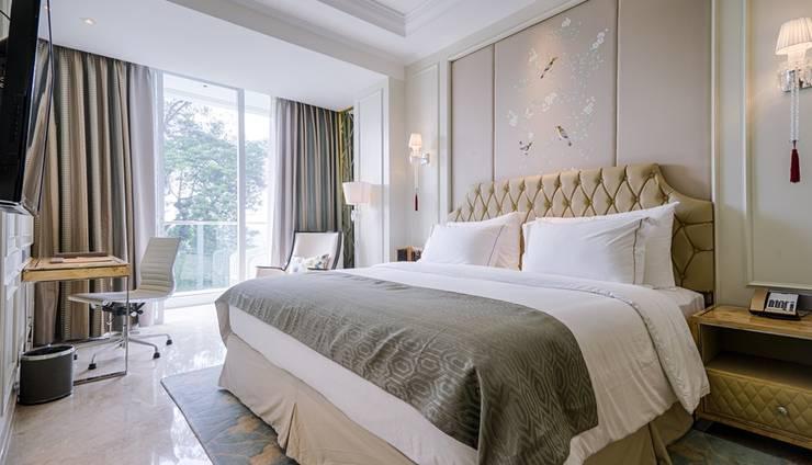 Art Deco Luxury Hotel & Residence Bandung - Deluxe Room