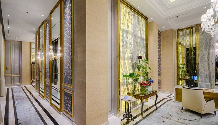 Art Deco Luxury Hotel & Residence Bandung - Lobby