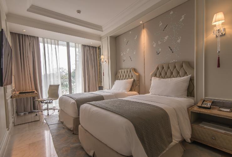 Art Deco Luxury Hotel & Residence Bandung - Deluxe Twin