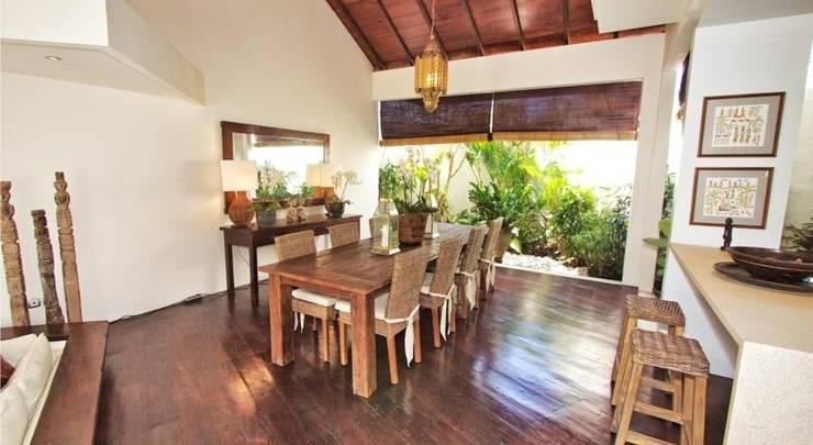 Villa Sahaja Bali - Ruang makan