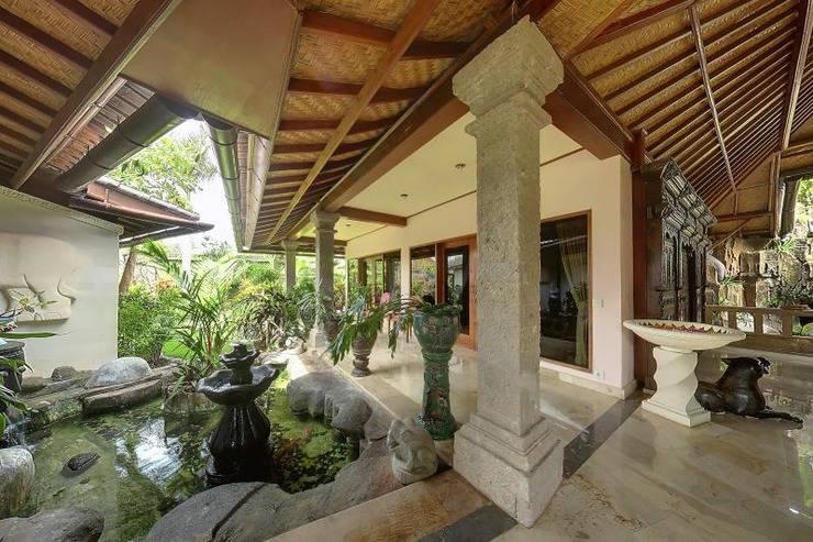 Senyum, Traditional 4BR Cliff View Bali - Interior