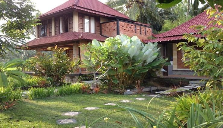 Kishi-Kishi Suites Ubud by EPS Bali - Facade