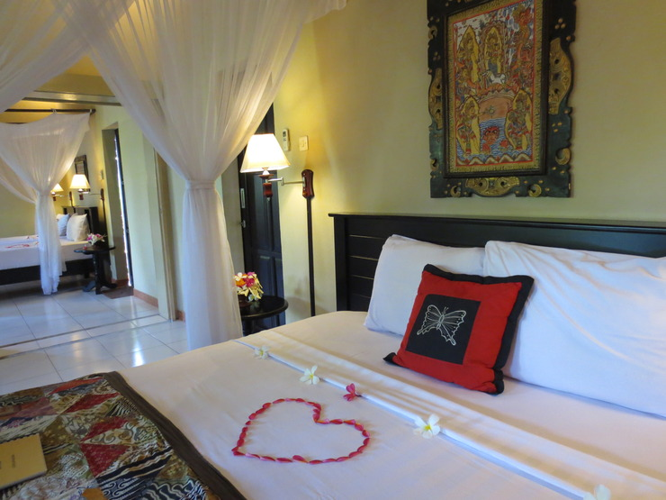 Taruna Boutique Homestay & Spa Bali - room