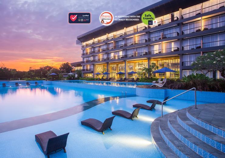 Swiss-Belresort Belitung Belitung - Hotel Pic
