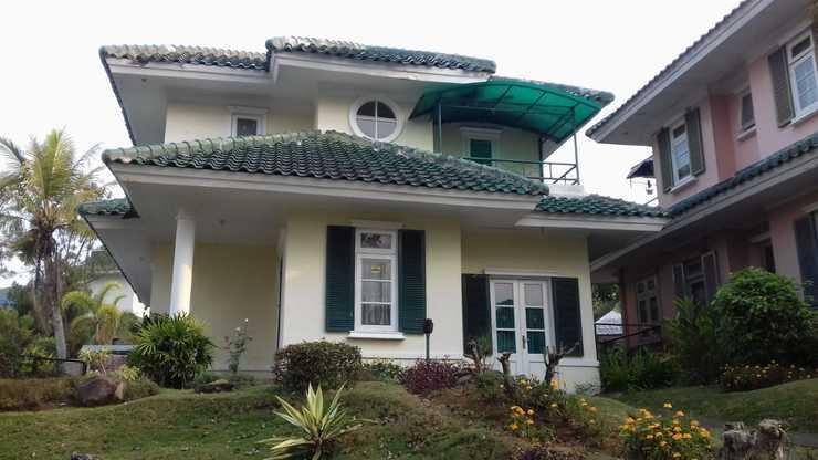 Puncak Resort Kerinci 12 by Aryaduta Cianjur - Facade