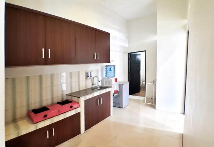 Villa 2 Bedrooms Near Museum Angkut No. 7 Malang - Interior