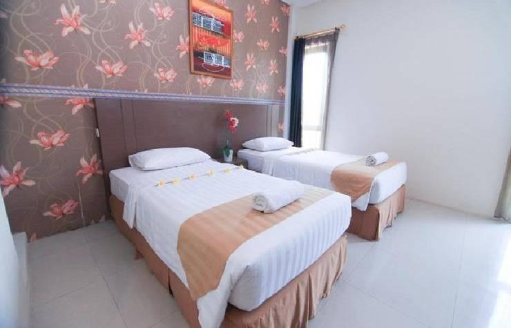 Sun Palace Hotel Mojokerto - Superior Room (Twin Bed)
