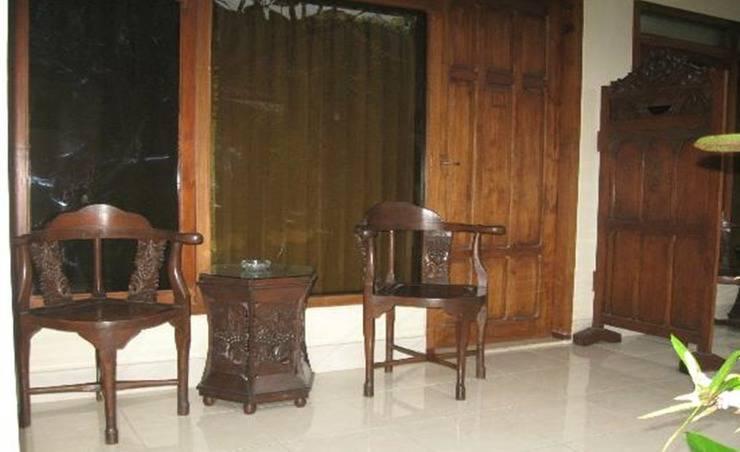 Handika Hotel Mataram - Kamar tamu